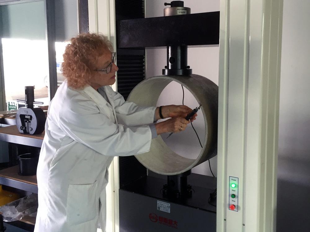 Novafast research and development facilities
