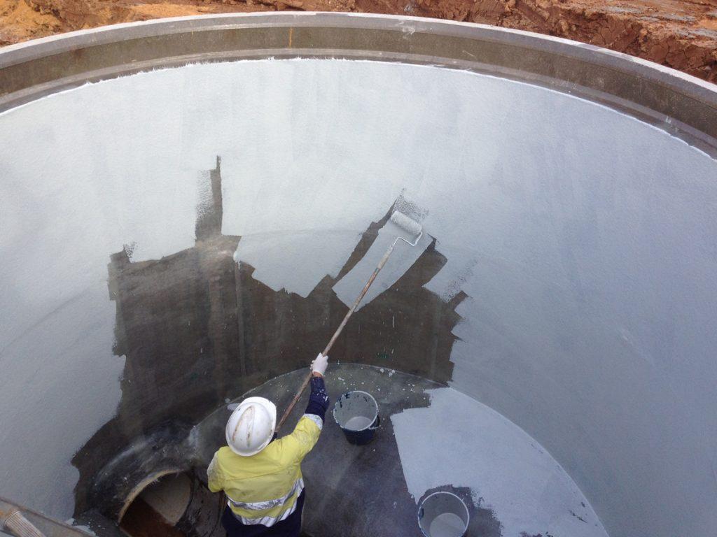 NovaFast tank epoxy coating