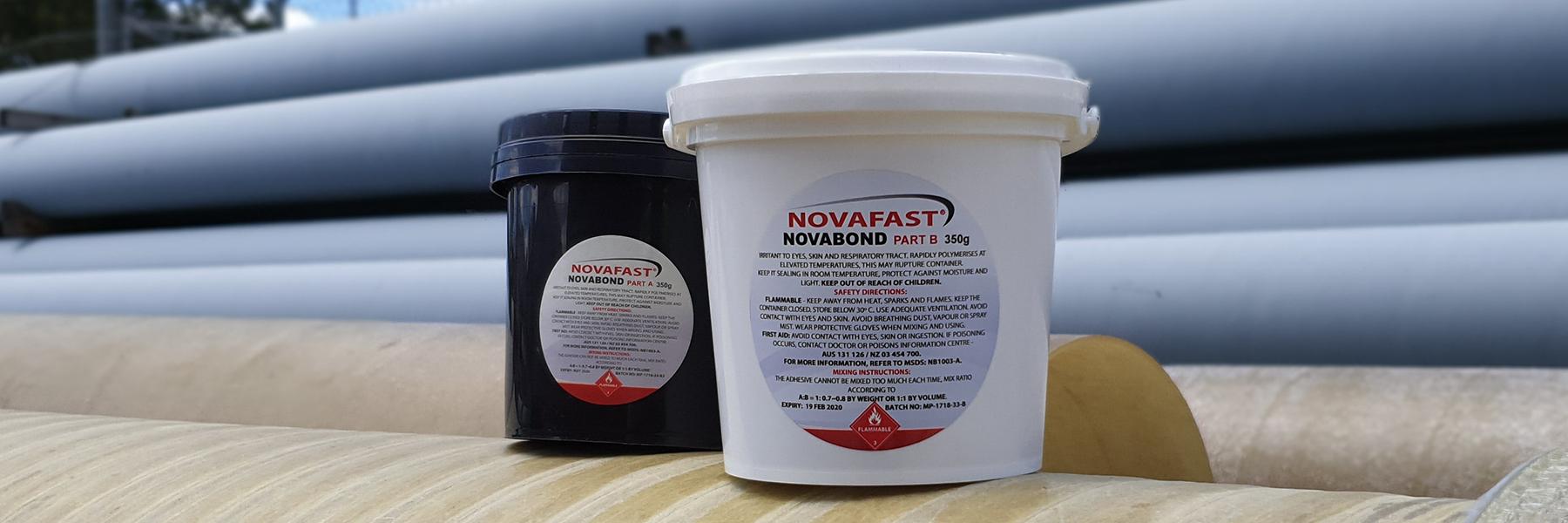 Novabond Part A & Part B