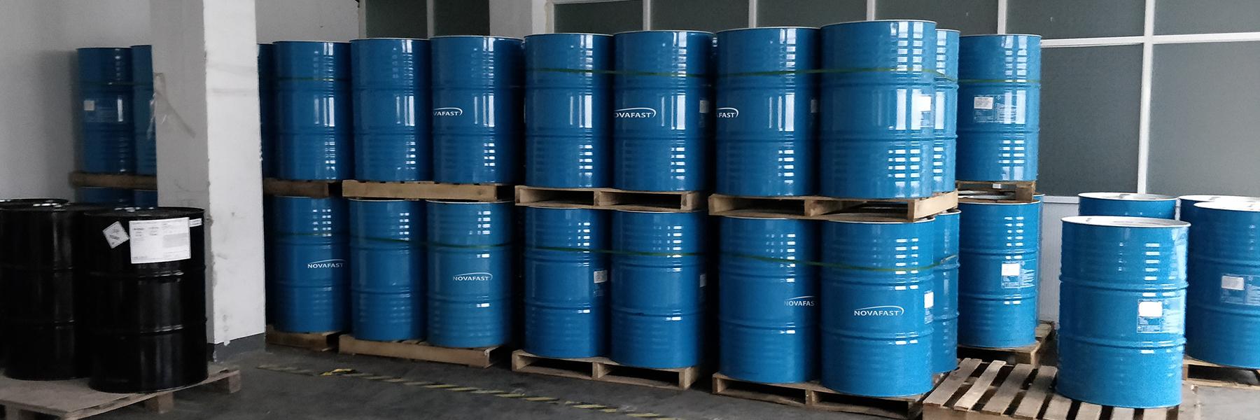 Novafast 2000 resin barrels