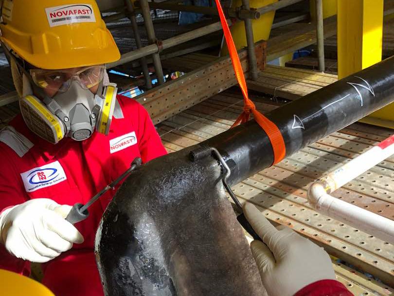 Novaflo 1000 Fire Resistant Pipe