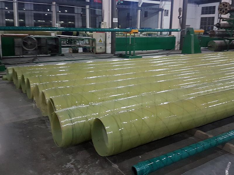 Novaflo 2000M GRE pipe factory